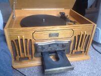 Daklin Vinyl/CD Player £50 ONO