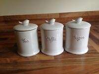3Jar Storage set and mugtree