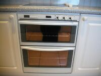 stoves double oven and grill integrated