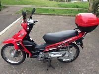 Suzuki Address FL125S £750 ono Service History Good Condition 2008 15000 Miles
