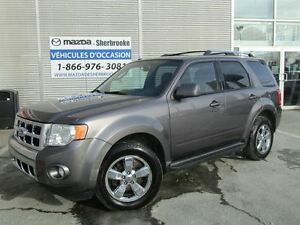 2010 Ford Escape LIMITED V6 AWD CUIR TOIT OUVRANT AUTOMATIQUE