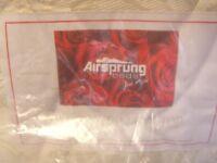Airsprung Pillowtop Standard Double Mattress. Spotless Condition
