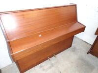 Upright Piano Kemble (Free Local Delivery ) Paddock Wood Kent