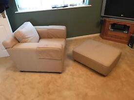 Sofa and Arm Chair suite