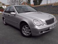 ***2004 Mercedes C180 Kompressor***