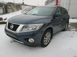 2013 Nissan Pathfinder S AWD AC+VITRES+MAGS