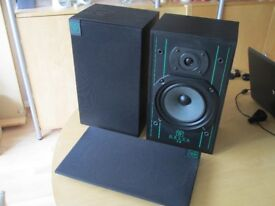 Pair of Wharfedale Delta 30 speakers