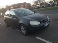 *Matt Black*FSH Hpi Clear 2005 Volkswagen VW Golf 2.0 L Diesel Manual 5 Doors Not Auto polo civic px