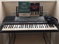 Yamaha PSR-400 electronic keyboard