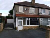 3 Bedroom House for Rent on Briardale Road, BD9