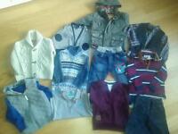 Boys clothes bundle Age 3-5