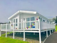 BARGAIN BRAND NEW LODGE FOR SALE IN NORTHUMBERLAND, 2017 FEES INCLUDED, CHEAP FEES & 12 MONTH SEASON