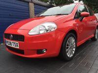 Fiat Grande Punto 1.4 16v Dynamic Sport 3dr