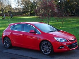 "2012 Vauxhall Astra 1.6 i VVT 16v SRi VX-Line 5dr - 19"" ALLOY WHEELS - VX-Line STYLING PACKAGE"