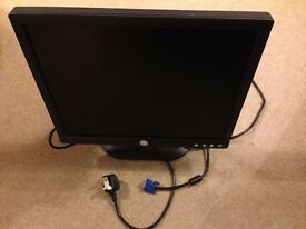 Dell Computer Screen/Monitor with VGA output