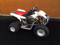 YAMAHA BLASTER QUAD 200cc - VERY FAST WITH LOADS OF PERFORMANCE PARTS