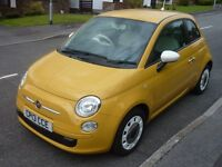 Fiat 500 Colour Therapy, One Owner, Full Fiat History, Very Good Condition