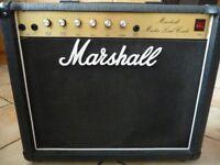 Marshall guitar amp combo