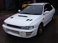 Subaru Impreza STI version 4 1997/98 2.0 turbo 300bhp 1 owner car