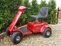 Patterson Eventer 4 golf buggy.