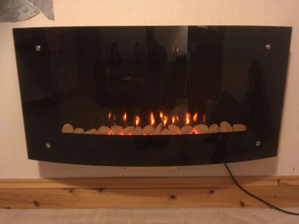 Electric fire real effect 240v