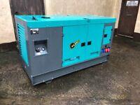 Generator 60 KVA UNUSED 2017 full Autostart panel