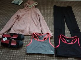 girl clothes 10/11 years