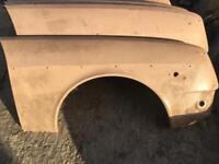 Lancia Beta Front Wing