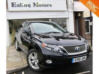 2011 LEXUS RX 450,NEW SHAPE,HYBRID,4X4 AUTOMATIC,FULL OPTION,SAT NAV,LEATHER,CAMERA,KEYLESS,WARRANTY