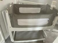 Snuz 3 bedside Crib bundle