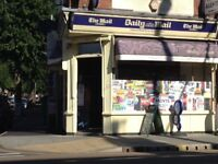 Newsagents/ Off Licence for sale, Nottingham