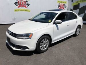 2011 Volkswagen Jetta Highline, Manual, Navigation, Sunroof, Die