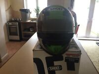 Shoei Crash Helmet