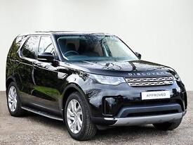 Land Rover Discovery SD4 HSE (black) 2017-03-04