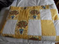 Shabby Chic Patchwork Quilt