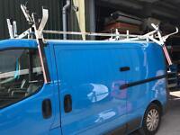 Vauxhall vivaro ladder rack