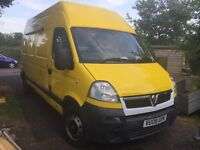 Four Birth Caravan Swap for 2008 Vauxhall Van