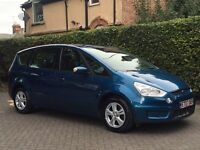 Ford Galaxy S max ****7 seaters 2.0 litter TDCi 6 speed 2007