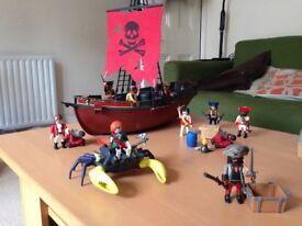 Large bundle of Playmobil sets