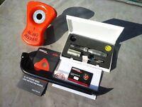 Alko Secure Wheel Lock for Caravan or Motorhome - Full Kit - Not used or Registered as yet