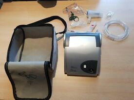 Philips Respironics Pro nebulizer compressor system