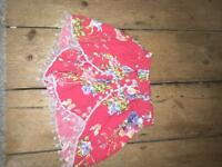 Cute Floral Shorts Size 6/8