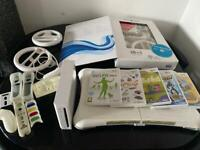 Wii Games Console Bundle