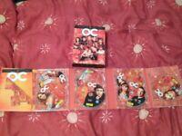 The OC season 1 & season 2 boxsets