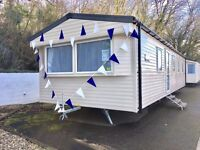 Static caravan for sale in Tenby PX your camper , tourer or static !