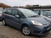 58 CITROEN C4 PICASSO VTR + 1.6 HDI - 7 SEATER - PX WELCOME