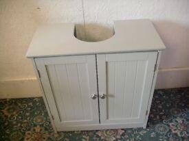 Wooden Bathroom Underneath Sink Cabinet ID 113/6/18