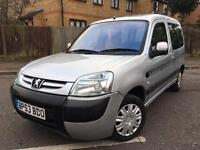 2003(53) Peugeot Partner Combi 2.0HDi Combi Low Millage 46K Full Service History Timing Belt Changed