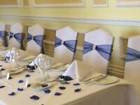 900 chair covers an 2000 sashes