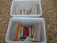 200+ Indie vinyl record collection from 80's and 90's